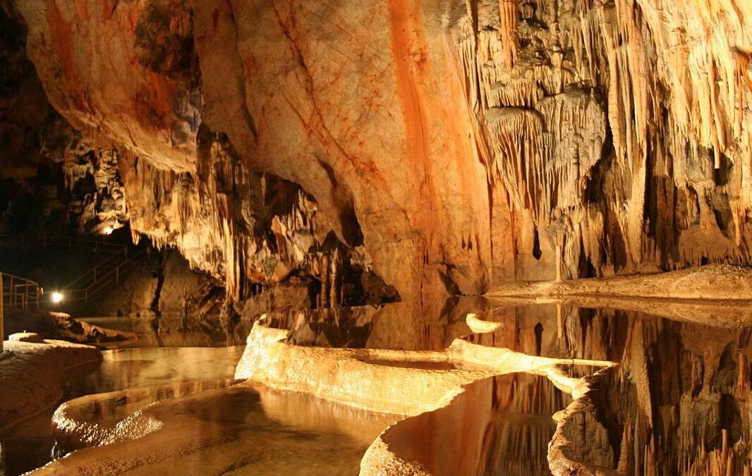 Slovenská podzemní řeka Styx mizí