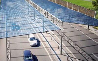 V Německu chtějí chytré dálnice vyrábějící elektřinu